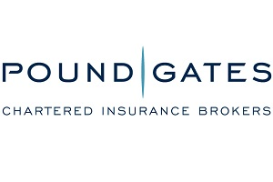 Pound Gates Logo
