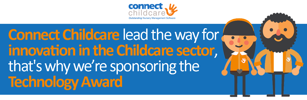 Connect childcare - Technology Award sponsor